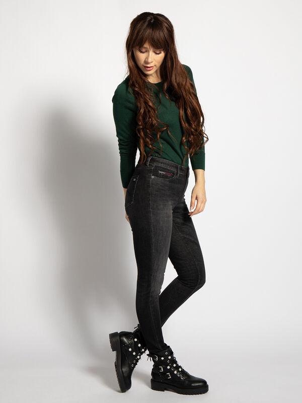 Spijkerbroek Nora
