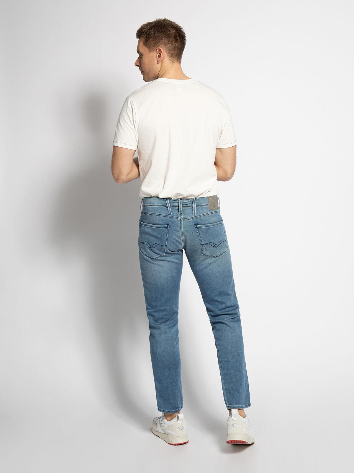 Spijkerbroek Joe
