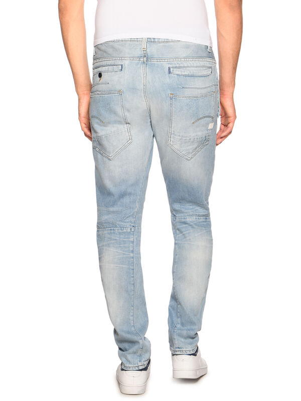 Spijkerbroek D-Staq 3D
