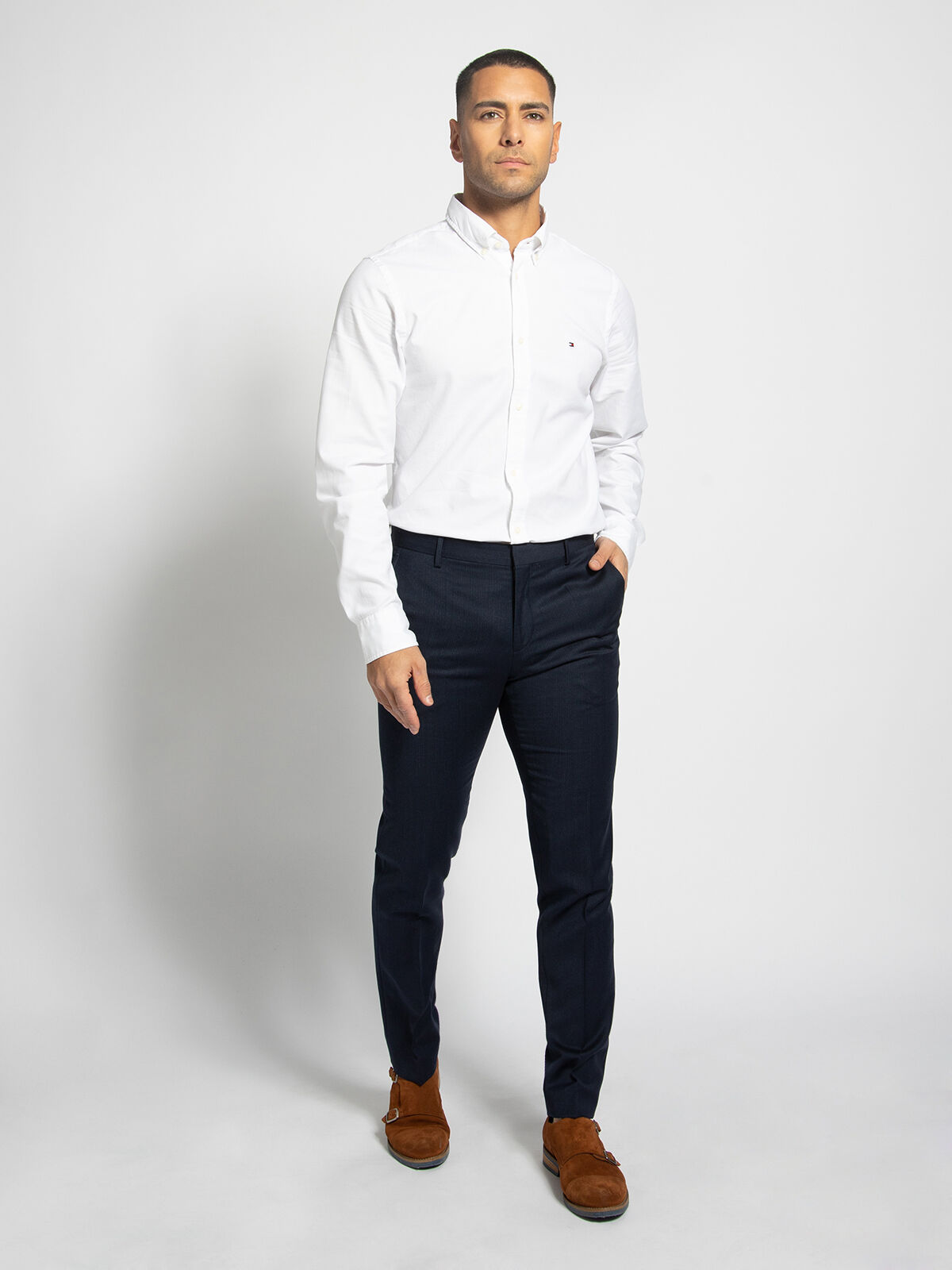 Pantalon modulable Slim Fit
