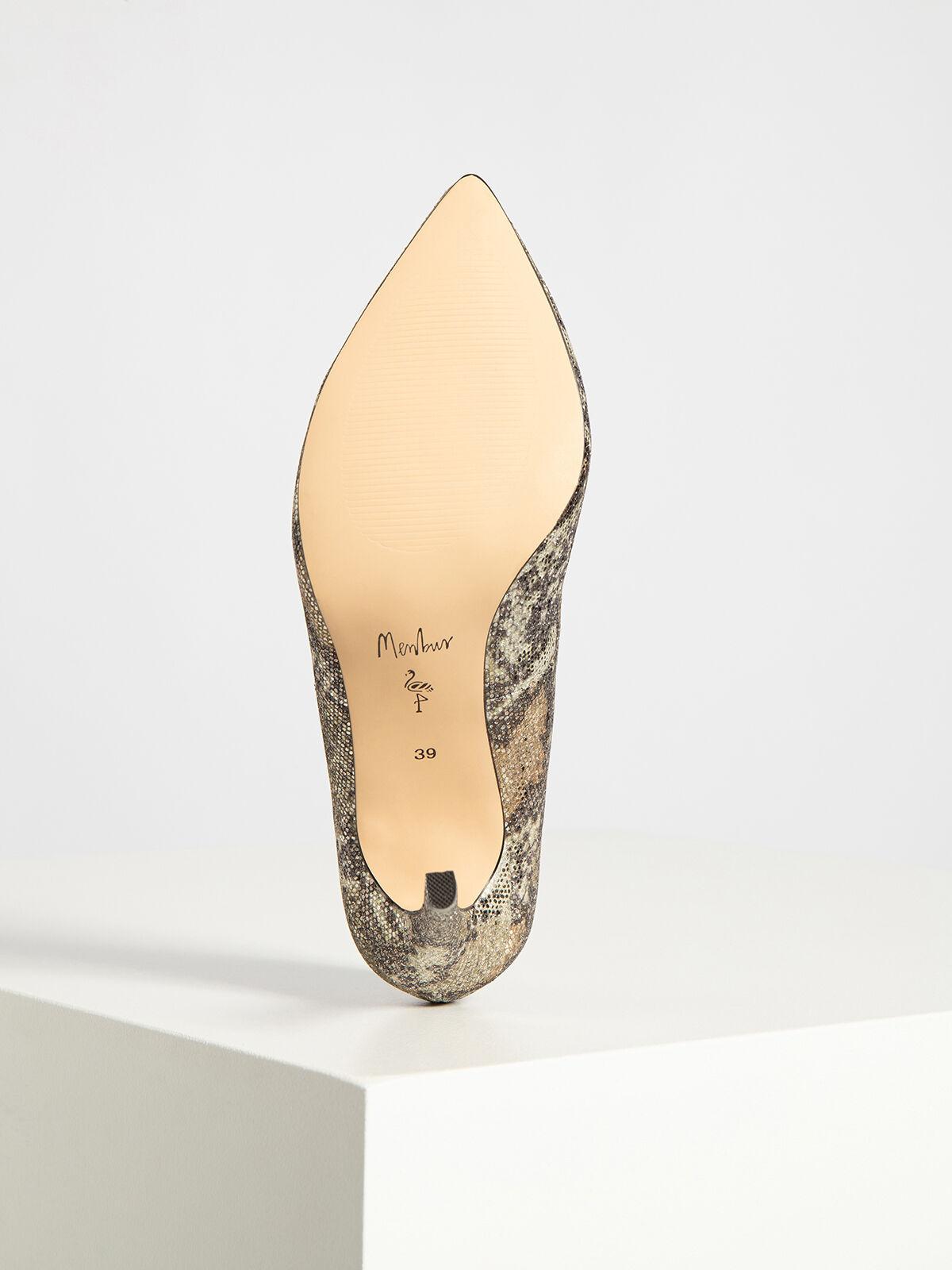 Chaussures à talons hauts