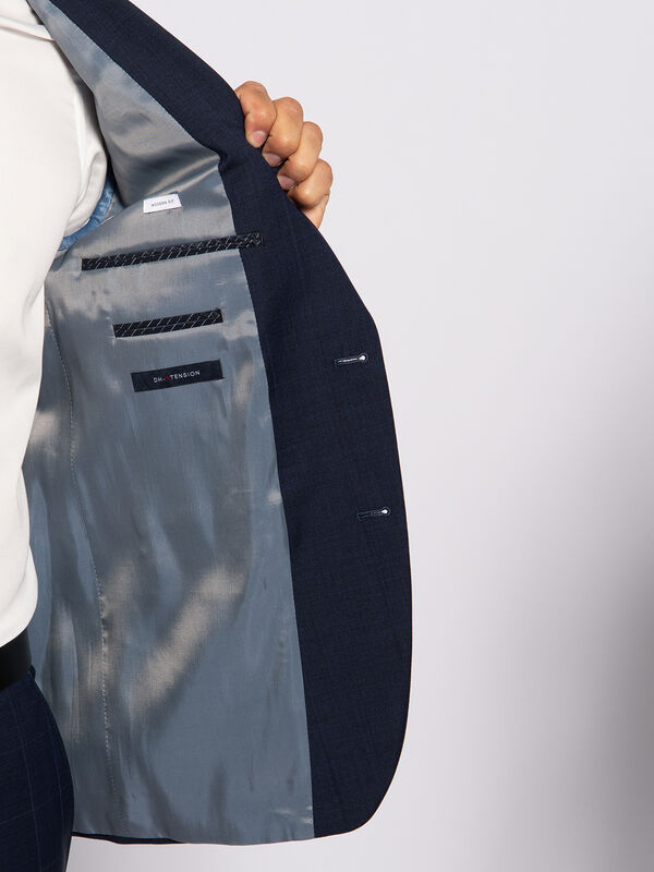 Modern-Fit Sports Jacket