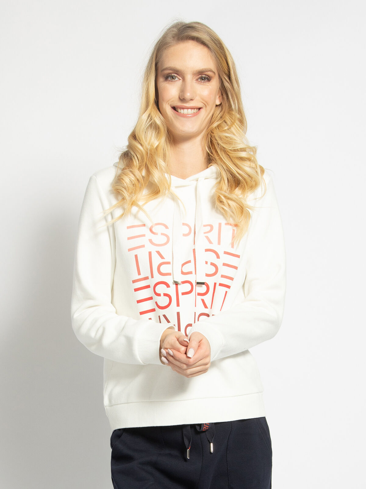 Sweater met capuchon