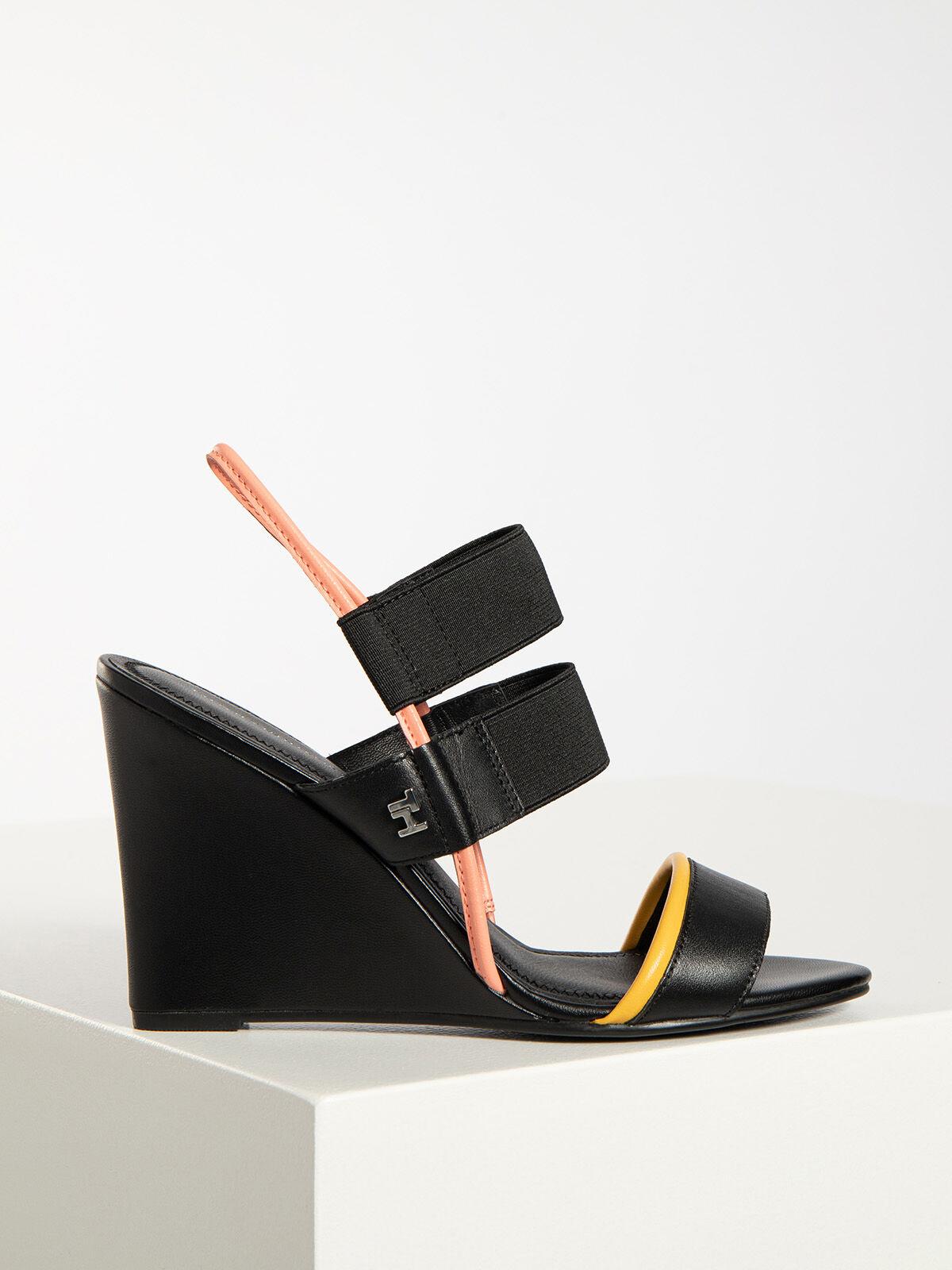 Chaussures à talons compensés