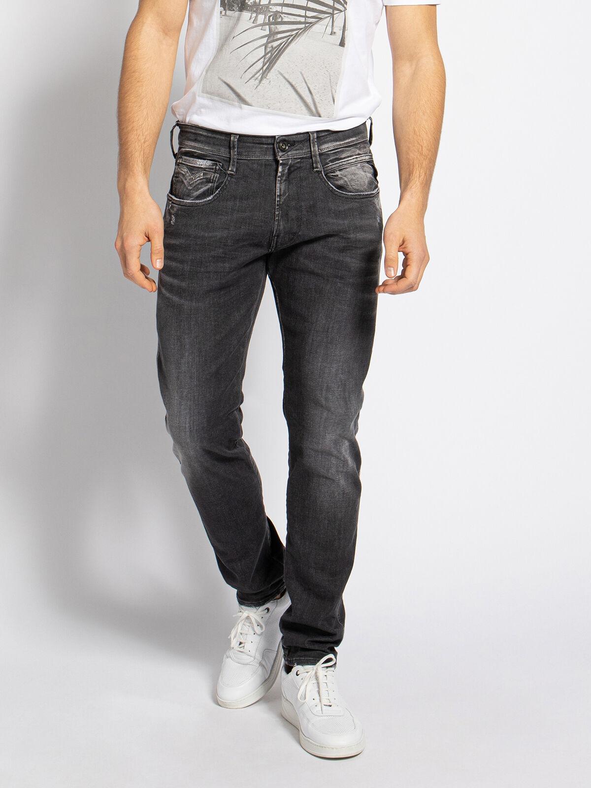 Spijkerbroek Anbass