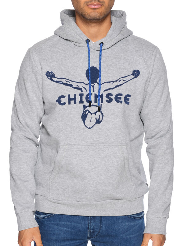 Sweatshirt met capuchon
