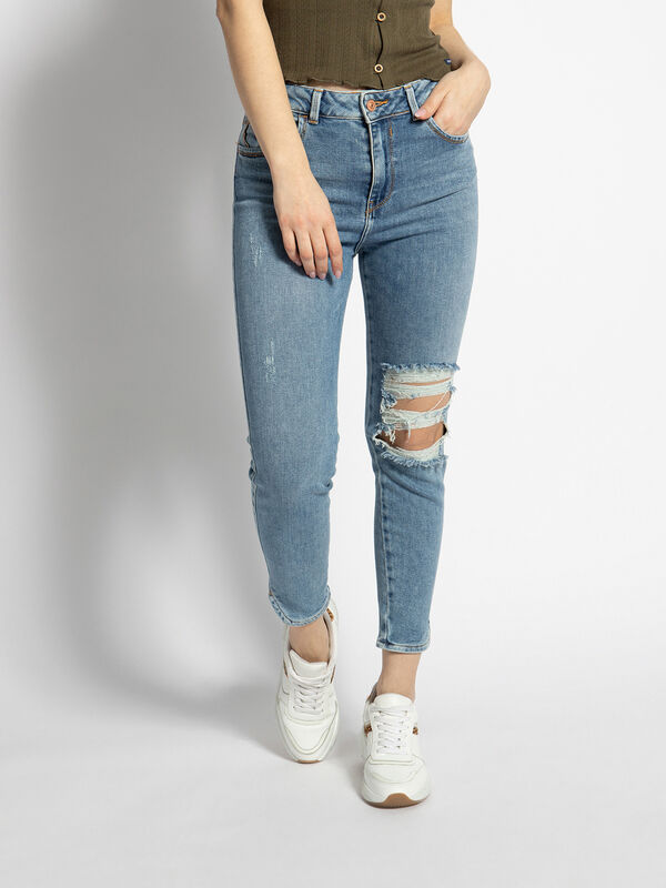 Spijkerbroek Iria